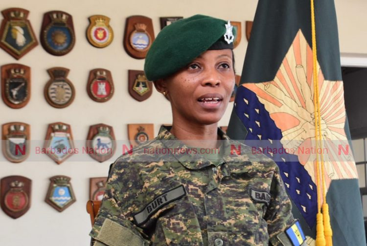 BDF private on literacy mission