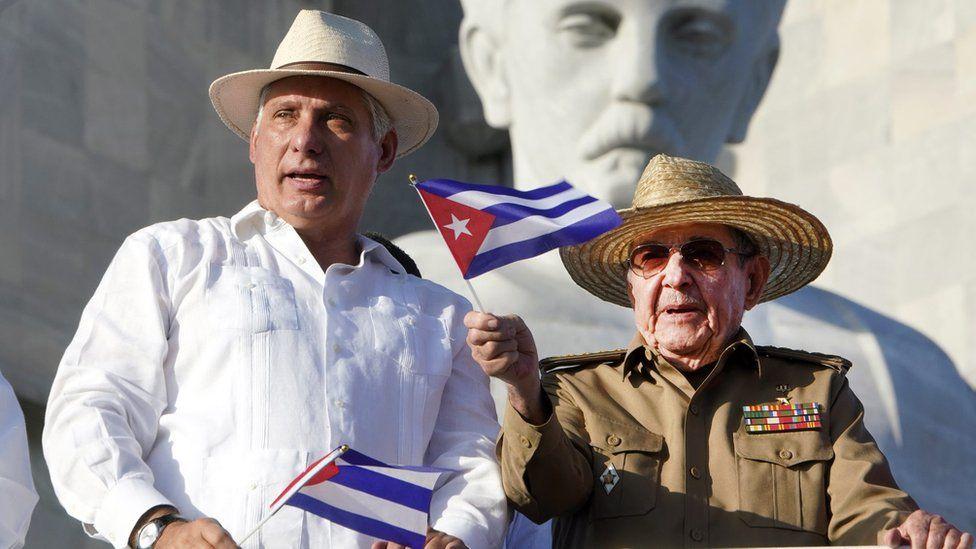 Miguel Díaz-Canel to lead Cuba's Communist Party