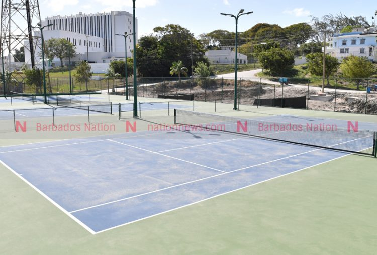 Big boost for tennis