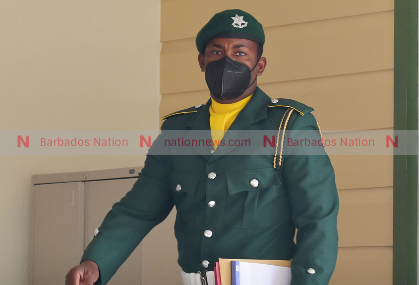 Closing arguments in Court Martial next week