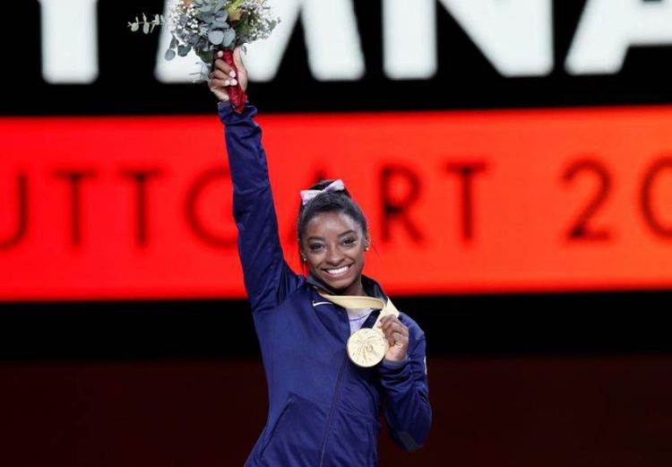 Biles may go for one more Olympic Games