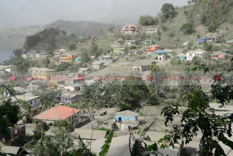 La Soufriere seismic activity continues, court orders two men to stay out of Red Zone
