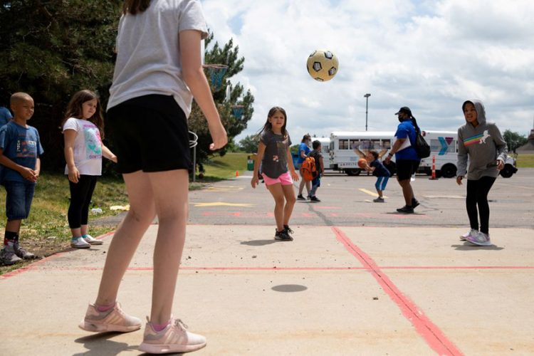 CDC says children must keep distance of 3 feet at summer camp