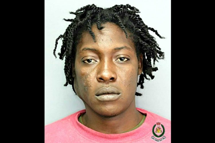 WANTED: Kadeem Kwmane Hunte
