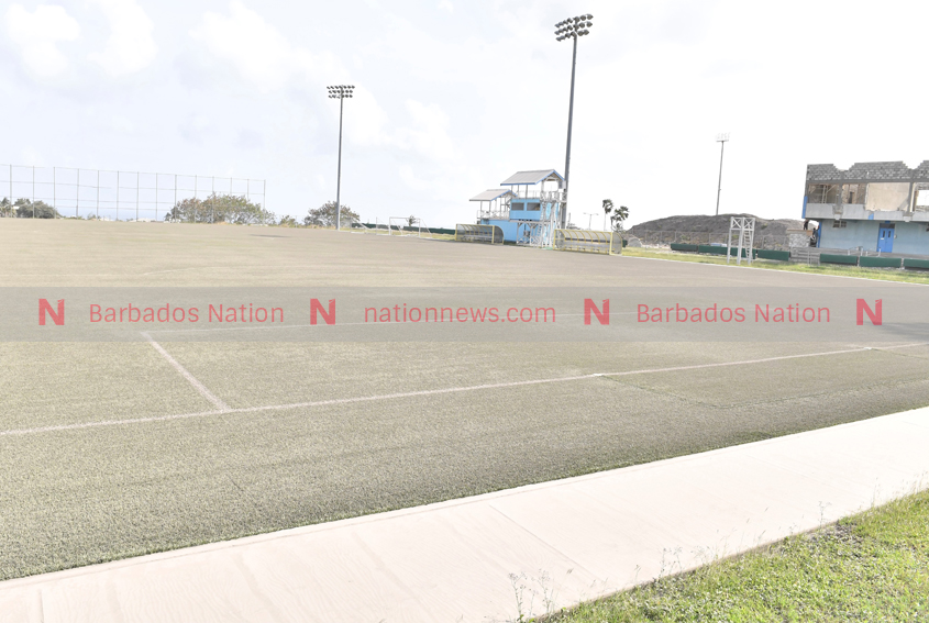 AstroTurf to be replaced