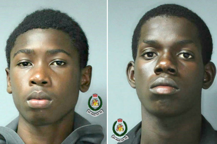 Police reissue wanted notice for Sargeant Street youths