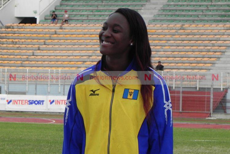 Jones sets new long jump record