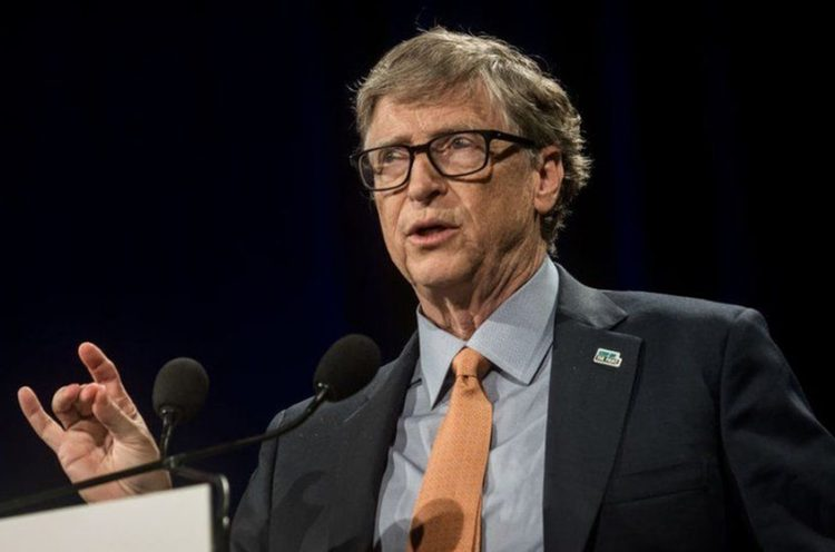 Reports: Bill Gates left Microsoft amid investigation of affair