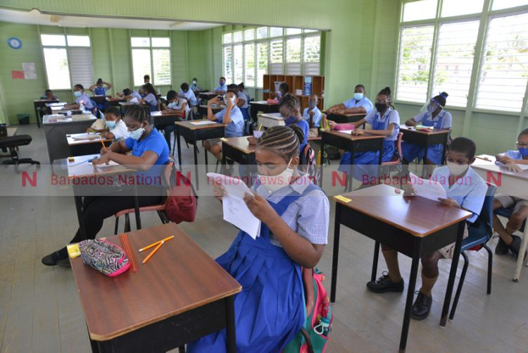 Smooth, phased reopening for schools