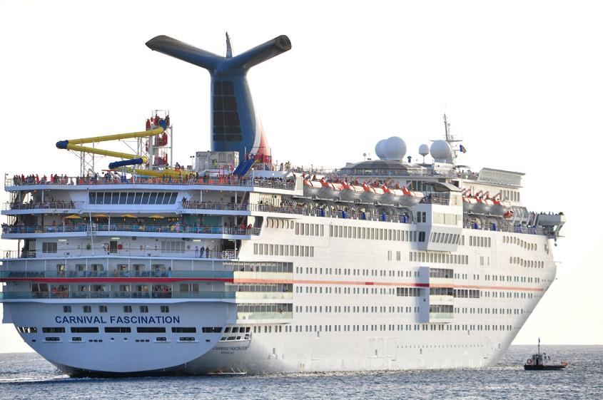 Dominica preparing for return of cruise ships