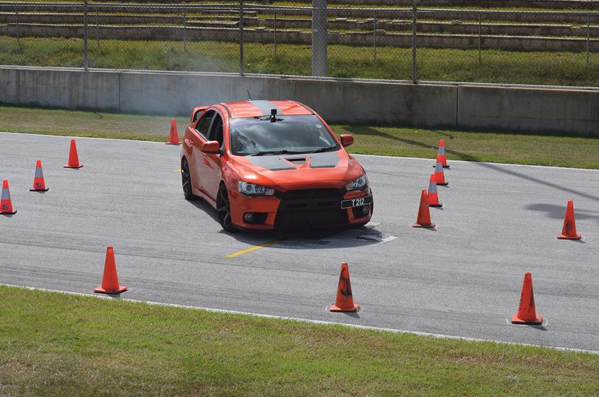 Autocross Championship starts Saturday