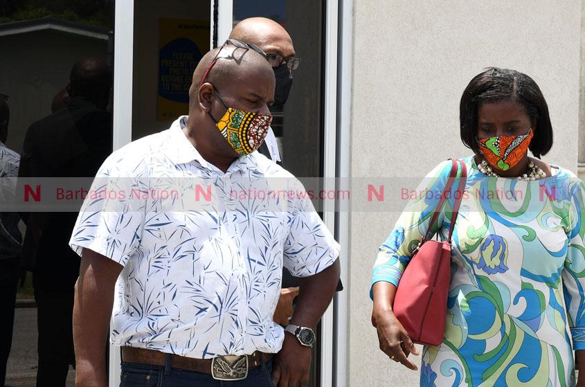 Case against couple adjourned
