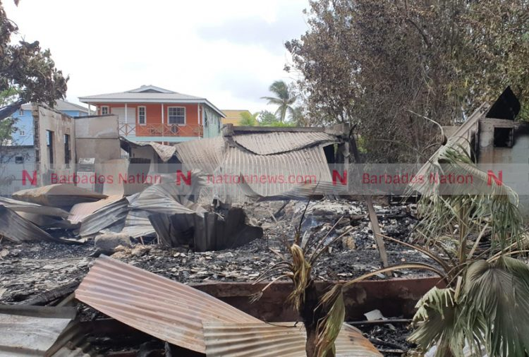 Two injured in house fire