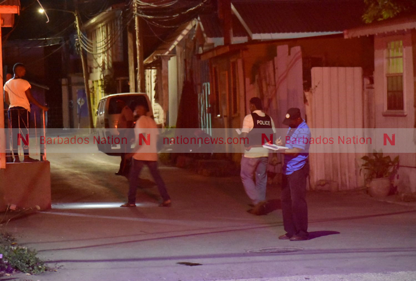 Four injured in three shooting incidents