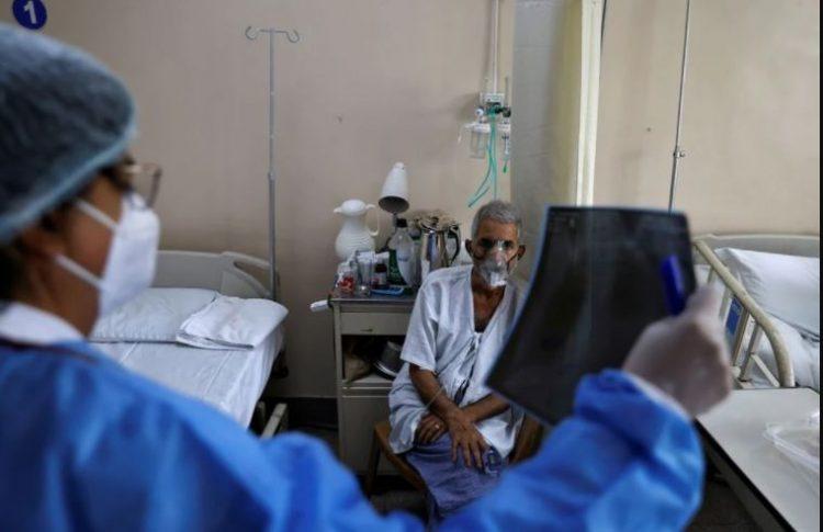 India's COVID-19 cases near 20 million