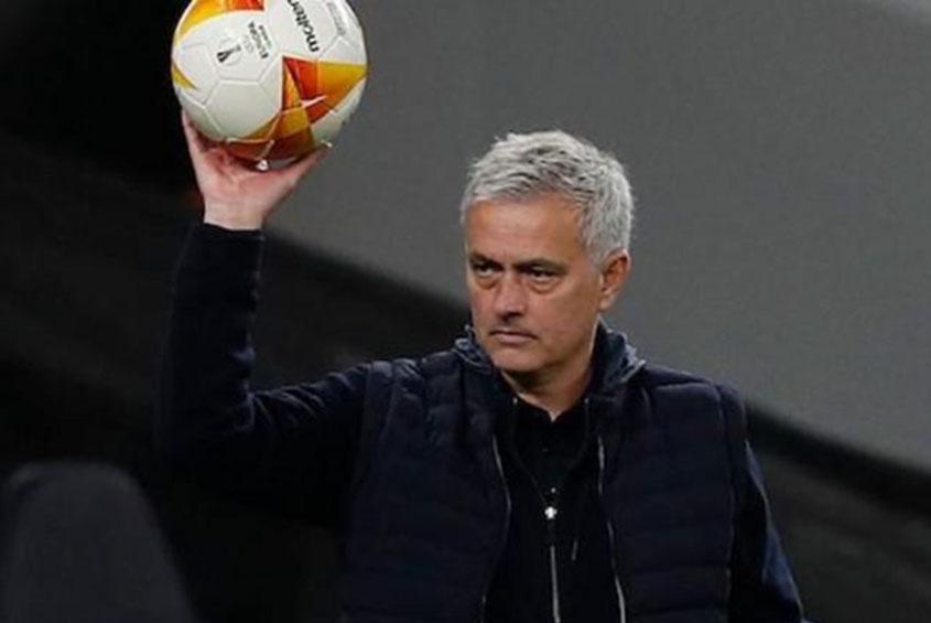 Jose Mourinho named Roma boss