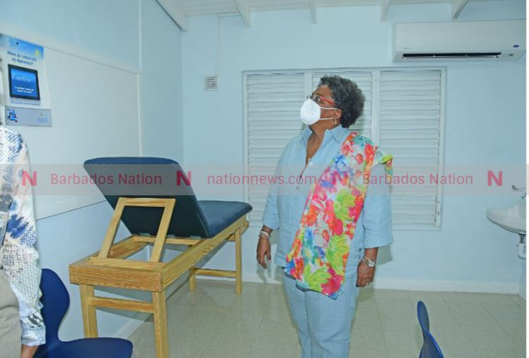 Reopened clinics to ease QEH load