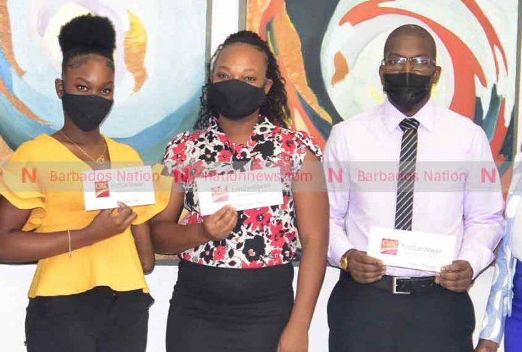 Three nursing students get scholarship