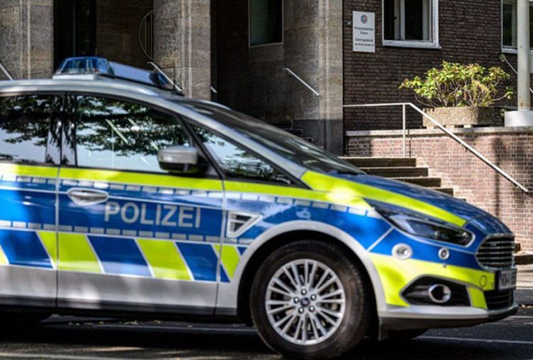 Four held in raid on child sex abuse network