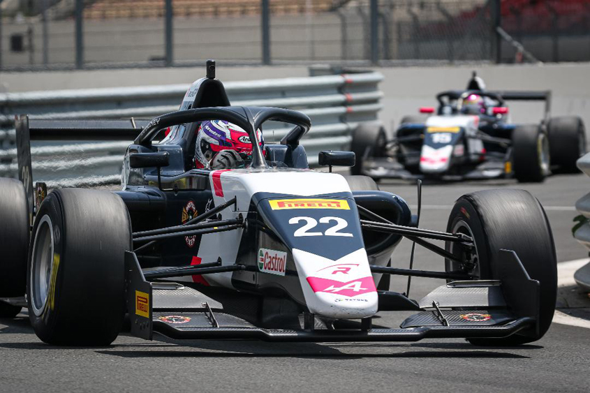 Maloney moves to second place in drivers' standings