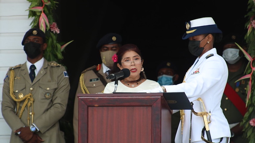 Belize names first indigenous woman as head of state