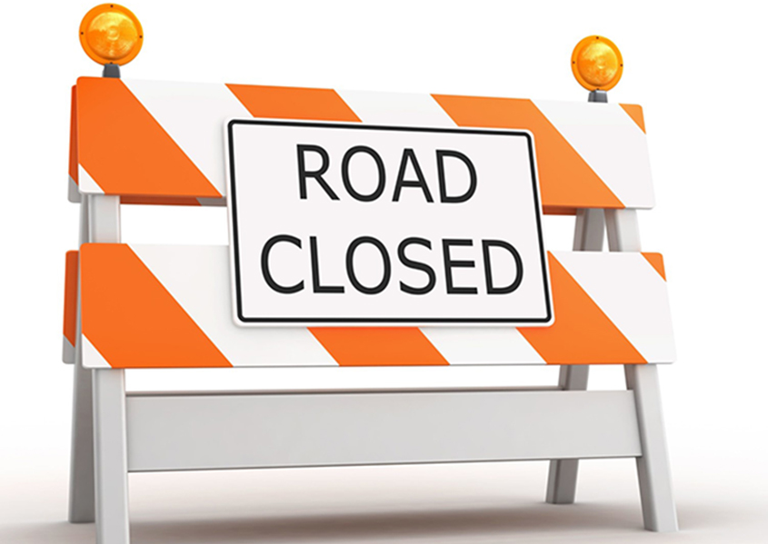 Holetown section of Highway 1 closed for paving