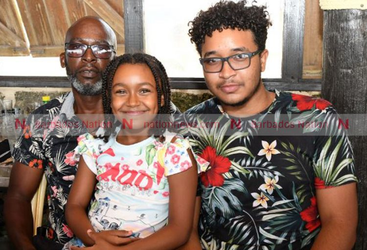 Families celebrate Father's Day