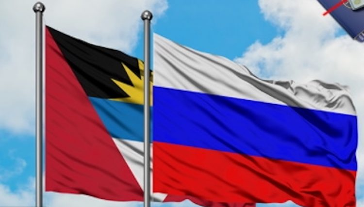 Antigua & Barbuda signs bilateral agreement with Russia
