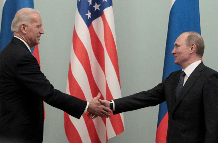 Biden, Putin to hold talks tomorrow