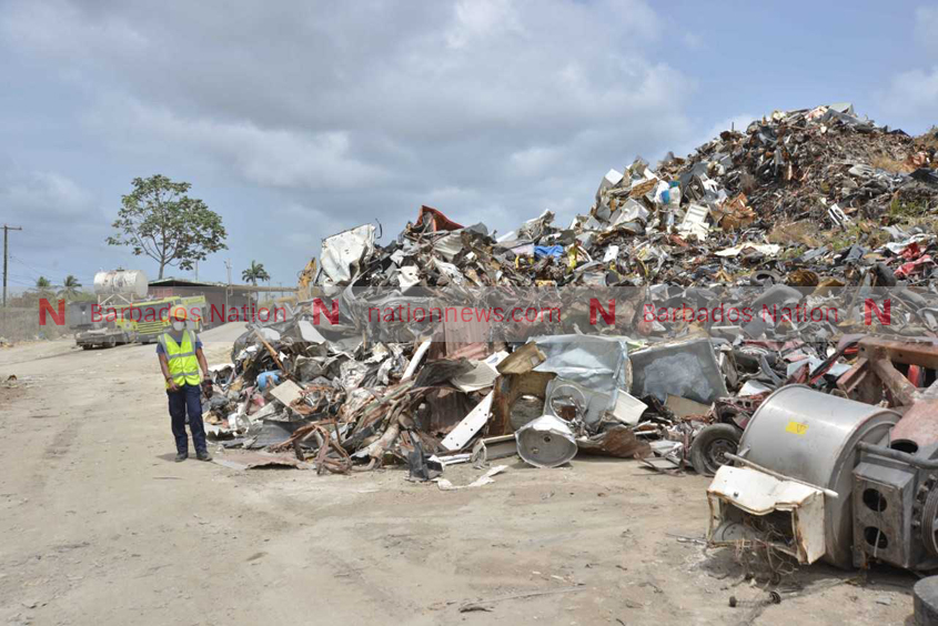 More time to remove garbage from B's Recycling