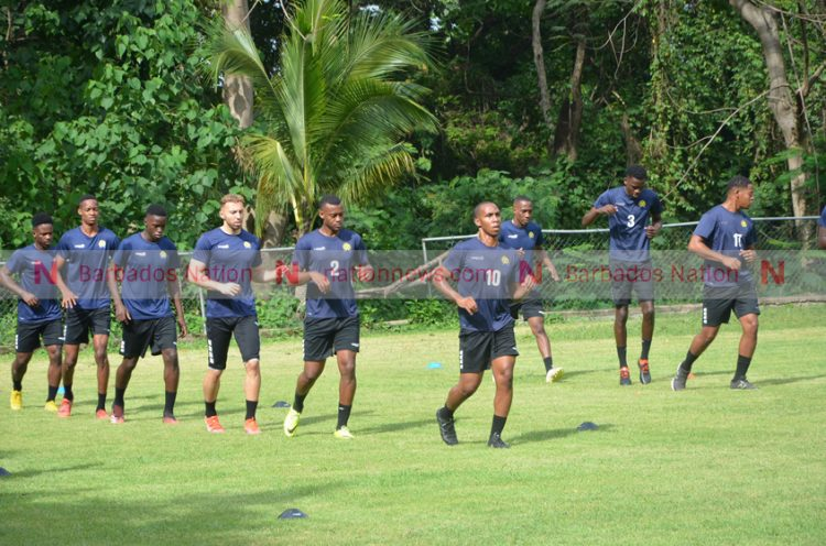 VIDEO: Barbados Team get ready for Concacaf qualifiers