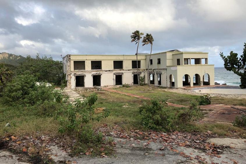 Major health hazard stalls multi-million dollar tourism investment project at Bathsheba
