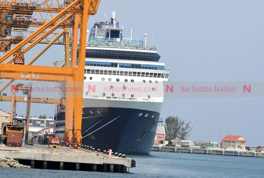 Celebrity Millennium returns to Barbados