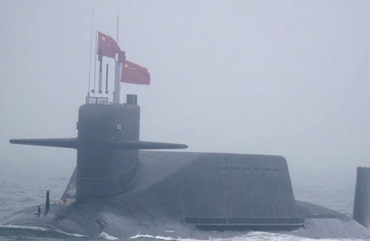 NATO wary of China's military expansion