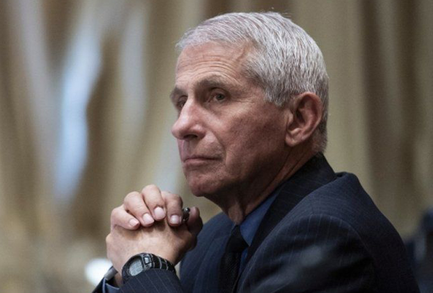 White House defends Fauci over emails