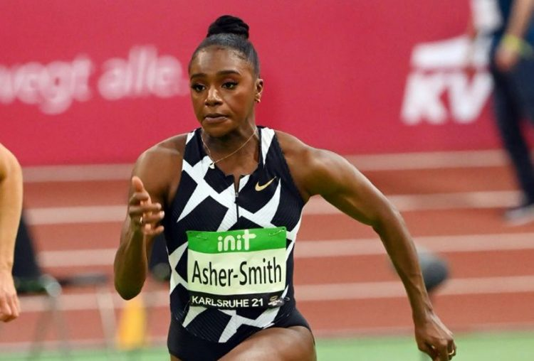 Asher-Smith wins 200 in Florence