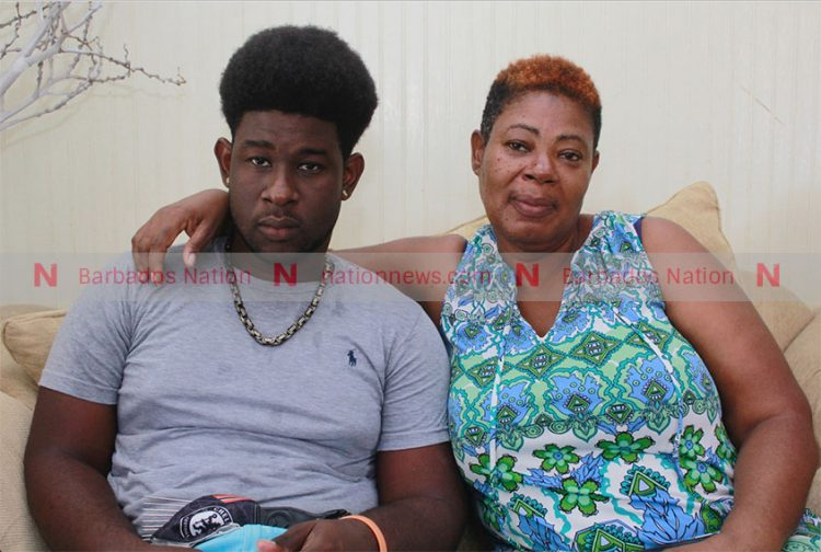 Families torn at losing father