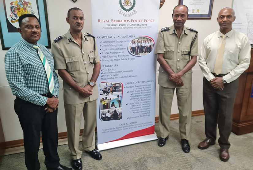 Three senior officers promoted to Assistant Commissioner of Police