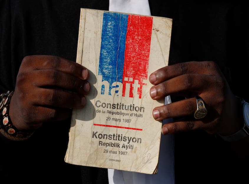 Concerns in Haiti as date for constitutional referendum draws near