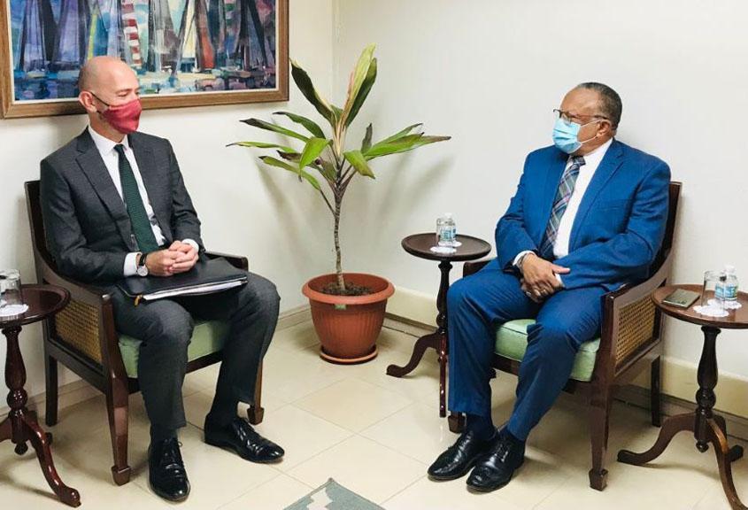 Relationship between Barbados, UK remains strong