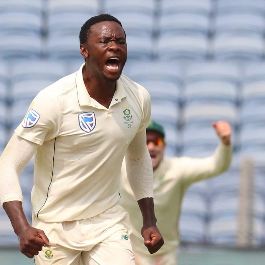 South Africa beat West Indies in first Test