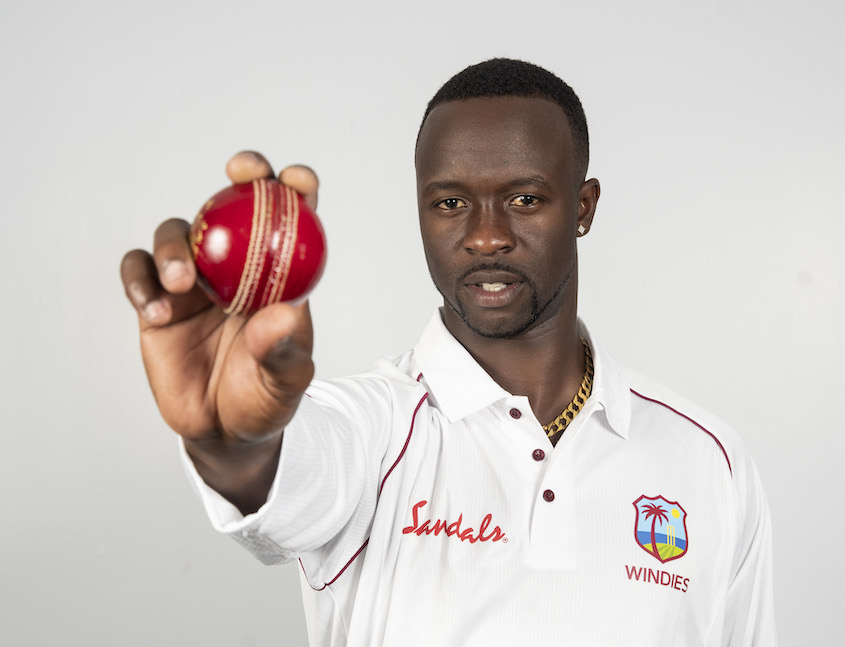 Steady start for Windies chasing 324 to win the second Test