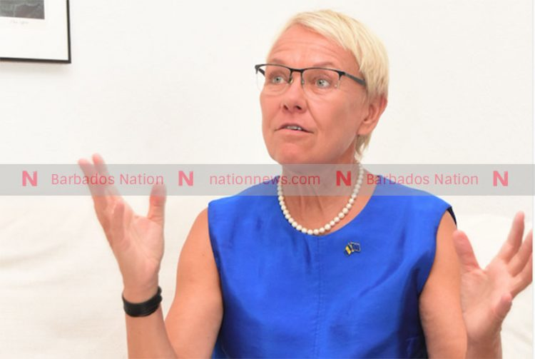 EIB to provide €50 million in financing for Barbados