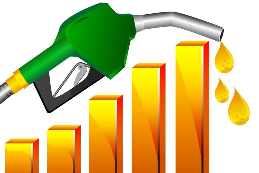Petroleum prices for October