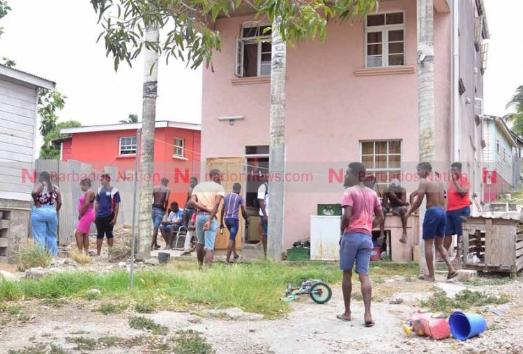 Well Gap raid upsets residents