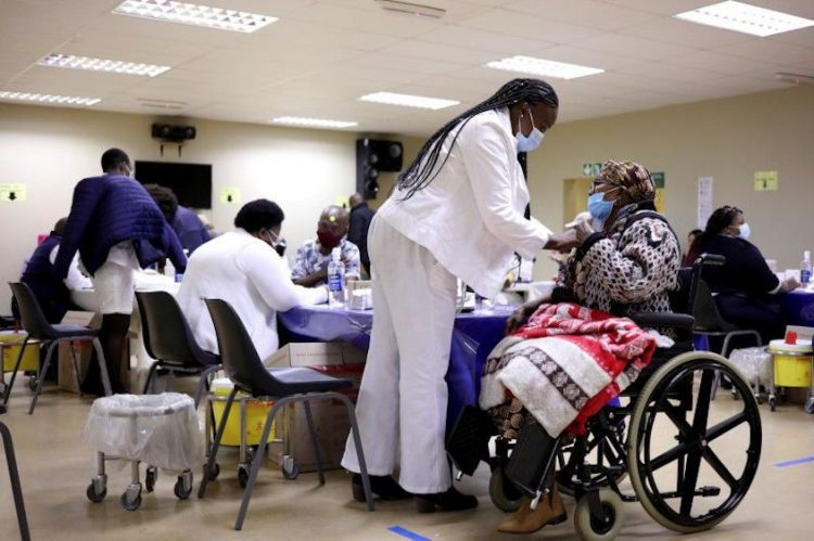COVID-19 cases surge in Africa, officials say