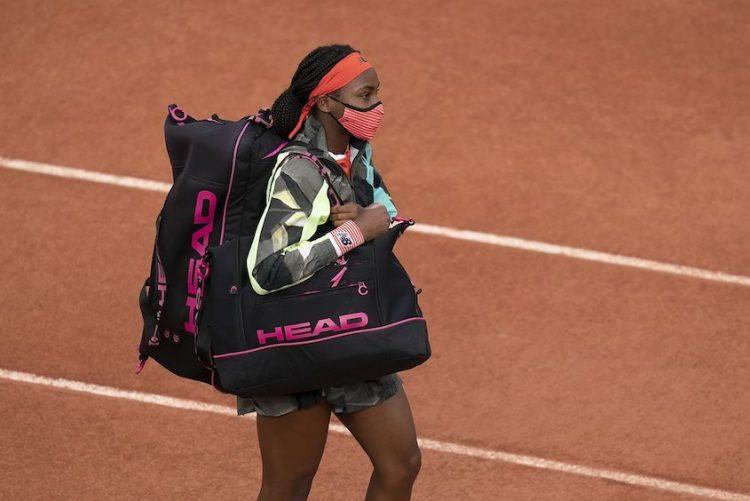 Gauff dominates Jabeur to reach French Open quarter-finals