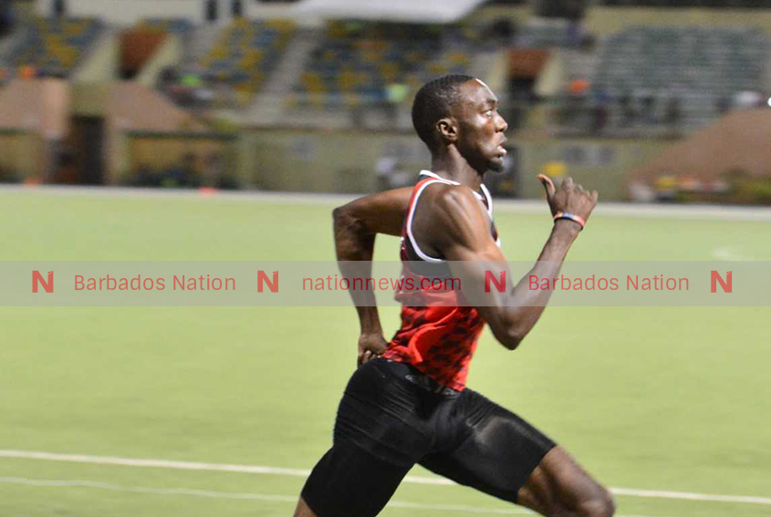 Clarke and Griffith advance to NACAC 100-metre finals