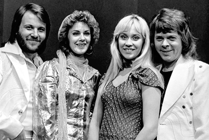 Abba Gold reaches breaks record in UK album chart