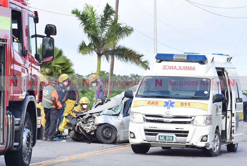 Police name accident victim